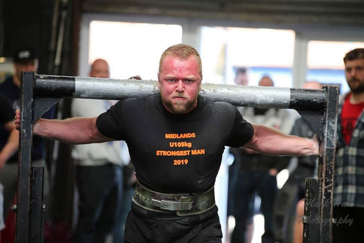 Strongman Training - the Ultimate way to Build Real World